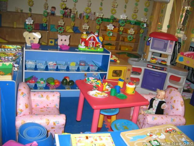 建筑区(区角布置) 幼儿园环境布置图片图片