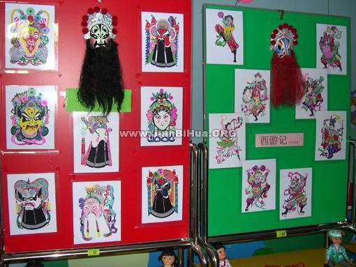 幼儿园美工区布置图片大全(第10张)图片