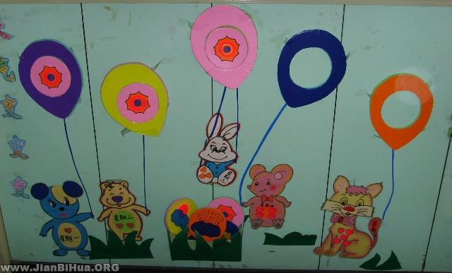 儿童画 640_387
