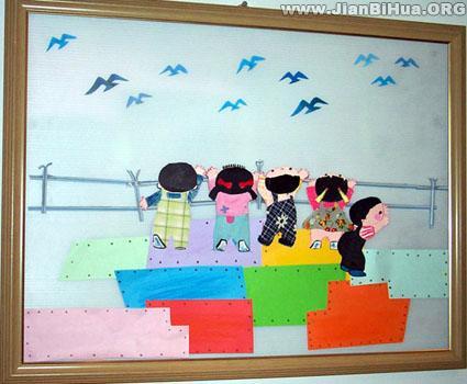 幼儿园中班墙面布置_幼儿园中班墙面布置图片(第15张)