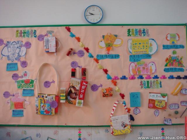 幼儿园环境布置图片  幼儿园教室墙饰布置图片展示_幼儿园教室墙饰图片