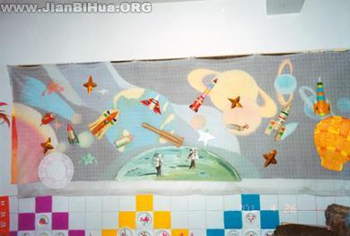 幼儿园主题墙饰边框_第3页_画画大全