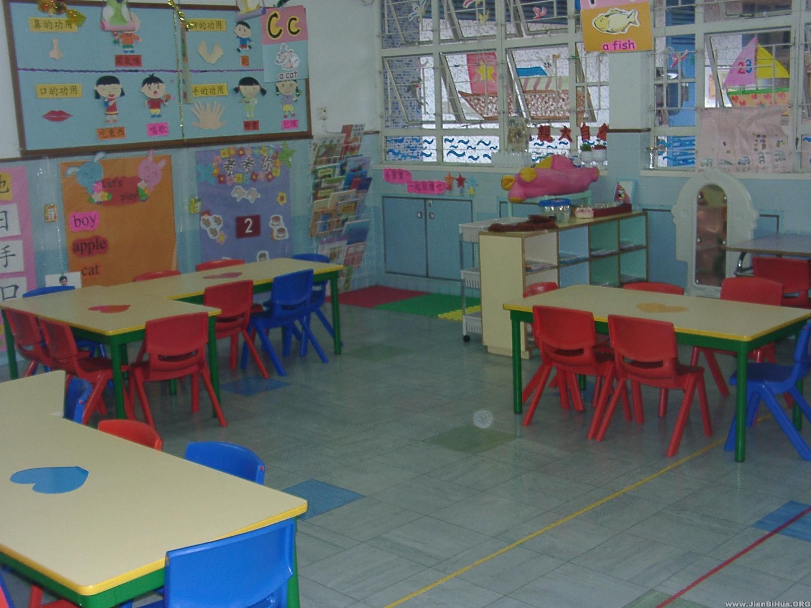 幼儿园活动教室布置图片大全 第2张