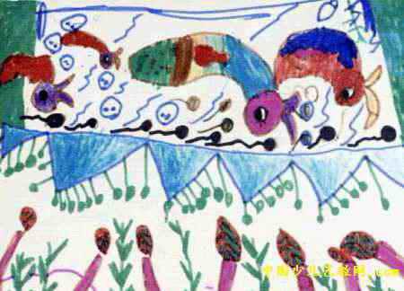 童画属于水彩画