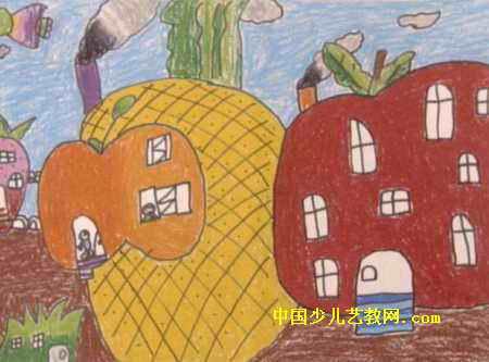 六一儿童节儿童画怎么画