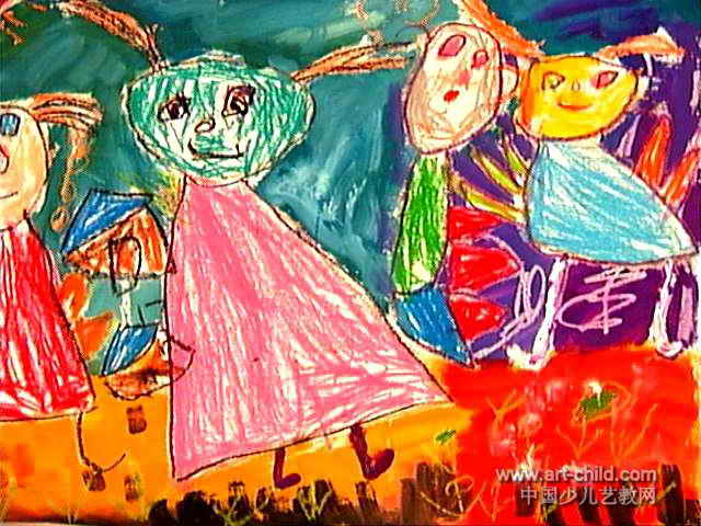 肖安平油画展示_第5页