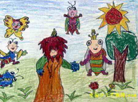 美儿童画属于油画棒画