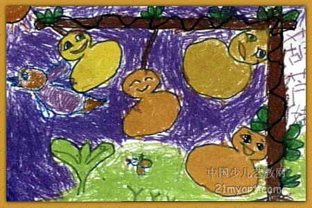 康之园 儿童 葫芦面具 装饰 > 非洲面具绘画课  非洲面具绘画课 宽400
