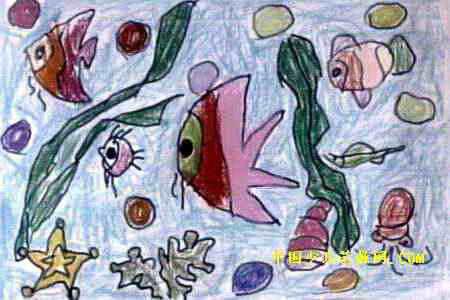 儿童画马_儿童画马图片大全大图