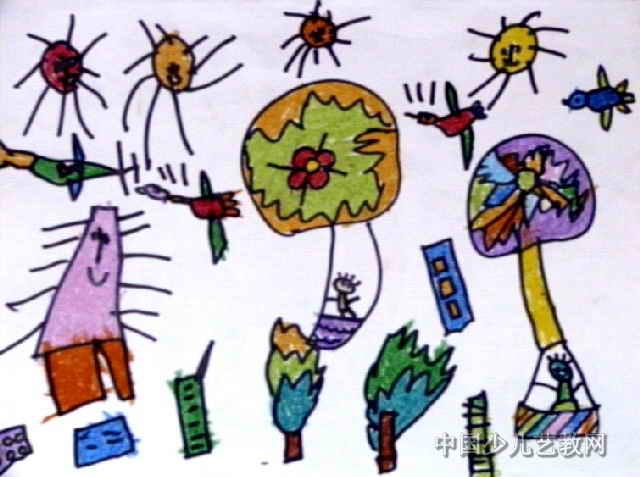 上一页下一页         星星月亮油画棒儿童画           伤心的