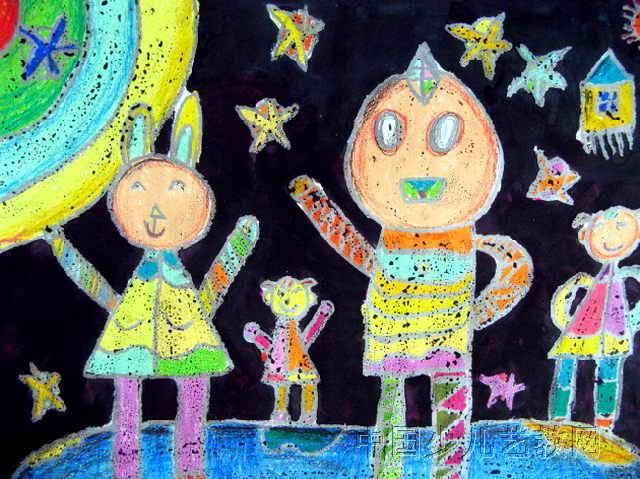 作品长479px,宽640px,作者季心玉,女,7岁,就读包钢第十五幼儿园.图片