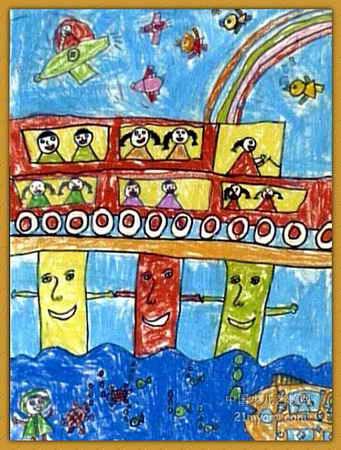 幼儿园做火车手工制作大全
