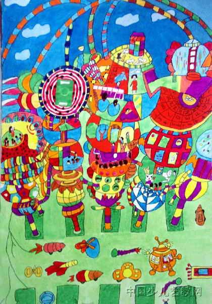 蘑菇小房子图片 小房子图片简笔画小房子图片儿童