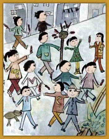 儿童葫芦丝曲谱小夜曲展示