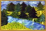 林海儿童画