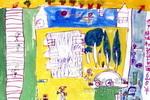 地下绿城儿童画