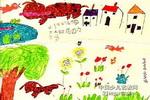 小狗的故事儿童画图片