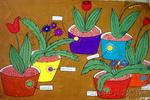 智能花盆儿童画