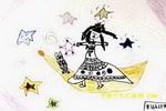 嫦娥姐姐真漂亮儿童画
