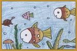 海底世界儿童画(九)7幅