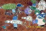 动物总动员儿童画