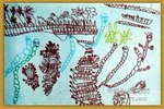 神奇魔瓶儿童画