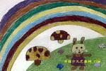 彩色的心情儿童画