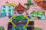 写生儿童画