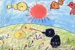 这是我的儿童画