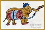 大象消防员儿童画