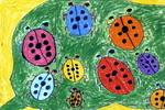 寻觅儿童画作品欣赏