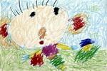 大耳朵图图儿童画