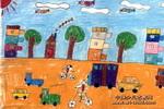 我们长大了儿童画作品欣赏