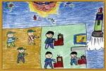 科研所儿童画