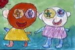 我看见儿童画