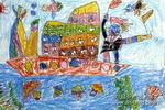我长大了儿童画9幅