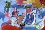 可爱的小动物儿童画7幅