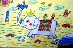 """""""象""""儿童画"""