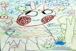 郊游儿童画(三)7幅