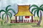 南国小房儿童画作品欣赏