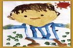 我自己儿童画13幅