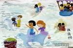 美丽的梦想儿童画作品欣赏