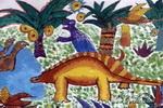 恐龙世界儿童画8幅