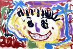 这是我的好朋友儿童画