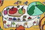 好丰盛儿童画作品欣赏