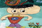中国娃儿童画