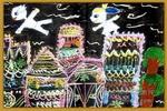 海底城市儿童画