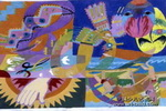 走进2008儿童画作品欣赏