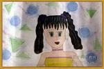 图形世界儿童画