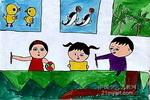 小小画家儿童画